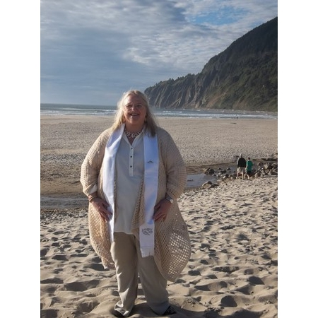 Wedding Officiant - Mary L. Browning - Seaside OR Wedding Officiant / Clergy Photo 2
