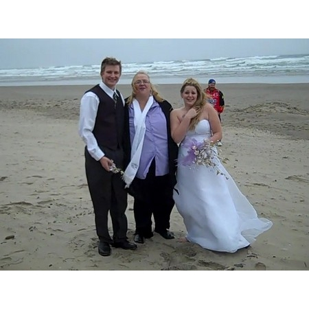 Wedding Officiant - Mary L. Browning - Seaside OR Wedding Officiant / Clergy Photo 25