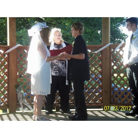Wedding Officiant - Mary L. Browning - Seaside OR Wedding Officiant / Clergy Photo 7