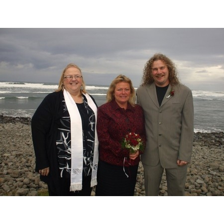 Wedding Officiant - Mary L. Browning - Seaside OR Wedding Officiant / Clergy Photo 8