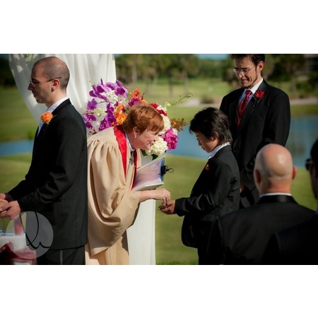 A Florida Wedding Ceremony - Palm Harbor FL Wedding Officiant / Clergy Photo 11