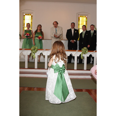 A Florida Wedding Ceremony - Palm Harbor FL Wedding Officiant / Clergy Photo 2