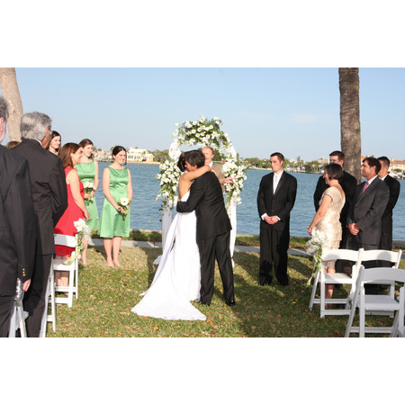 A Florida Wedding Ceremony - Palm Harbor FL Wedding Officiant / Clergy Photo 3