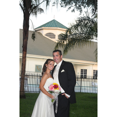 A Florida Wedding Ceremony - Palm Harbor FL Wedding Officiant / Clergy Photo 4
