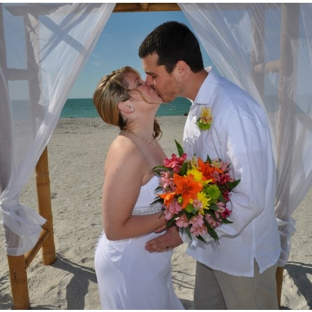 A Florida Wedding Ceremony - Palm Harbor FL Wedding Officiant / Clergy Photo 9
