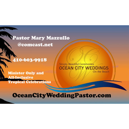 Ocean City Weddings - Berlin MD Wedding Officiant / Clergy Photo 23
