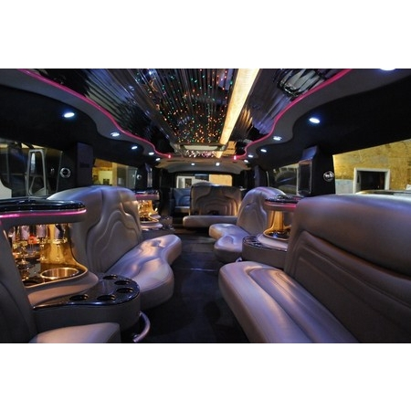 All Over the Valley Limousine Service - McAllen TX Wedding Transportation Photo 13