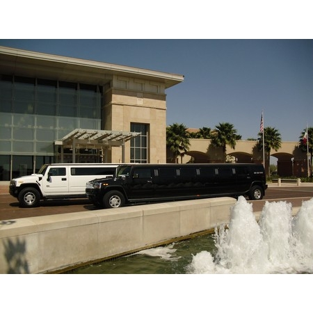 All Over the Valley Limousine Service - McAllen TX Wedding Transportation Photo 4