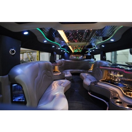 All Over the Valley Limousine Service - McAllen TX Wedding Transportation Photo 5