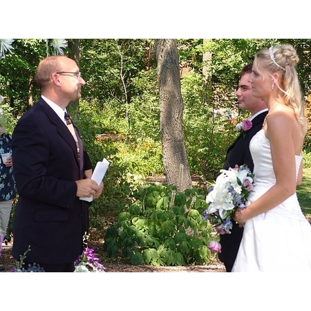 Pastor Bill San Diego Wedding Minister Officiant - La Mesa CA Wedding Officiant / Clergy Photo 2