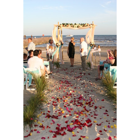 The Total Wedding Experience - Galveston TX Wedding Planner / Coordinator Photo 1