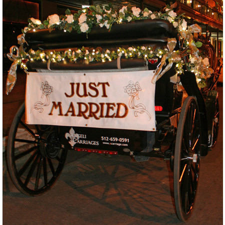 Angeli Carriages - Austin TX Wedding Transportation Photo 12