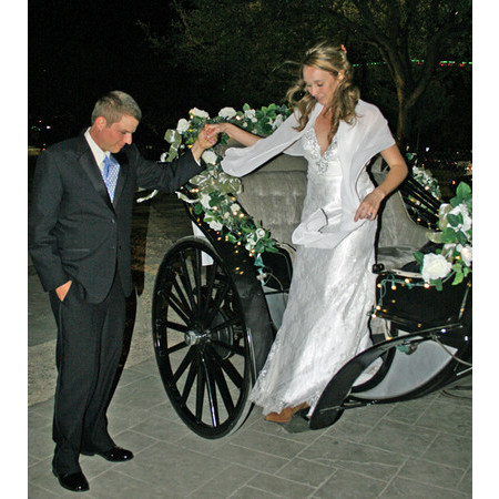 Angeli Carriages - Austin TX Wedding Transportation Photo 2