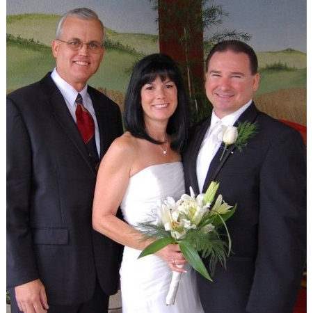 One Great Wedding for You - Stockton CA Wedding Officiant / Clergy Photo 10