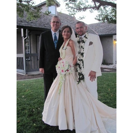 One Great Wedding for You - Stockton CA Wedding Officiant / Clergy Photo 15