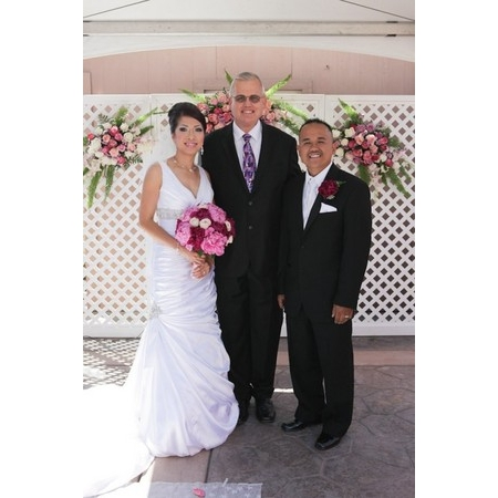 One Great Wedding for You - Stockton CA Wedding Officiant / Clergy Photo 18