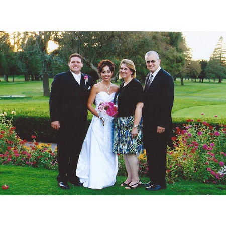 One Great Wedding for You - Stockton CA Wedding Officiant / Clergy Photo 20