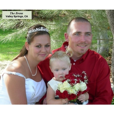 One Great Wedding for You - Stockton CA Wedding Officiant / Clergy Photo 4