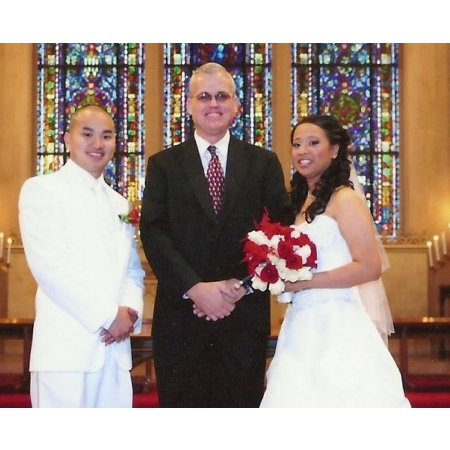 One Great Wedding for You - Stockton CA Wedding Officiant / Clergy Photo 9