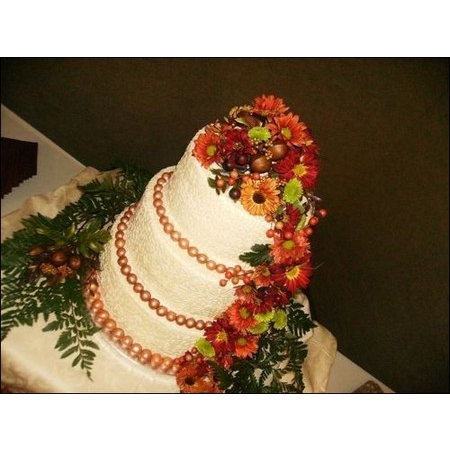 Delectable Delights By Debbie - Amherst OH Wedding Cake Photo 10