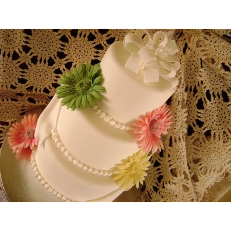 Delectable Delights By Debbie - Amherst OH Wedding Cake Photo 14