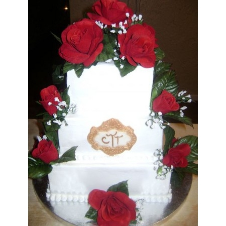 Delectable Delights By Debbie - Amherst OH Wedding Cake Photo 21