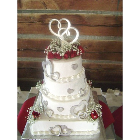 Delectable Delights By Debbie - Amherst OH Wedding Cake Photo 6