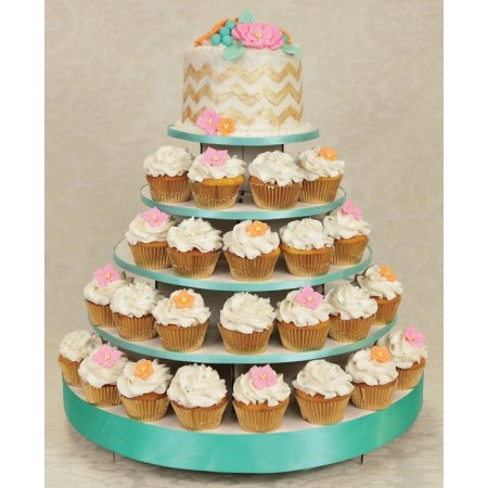 Kiera Confections Cupcake Bakery - McHenry IL Wedding Cake Photo 1