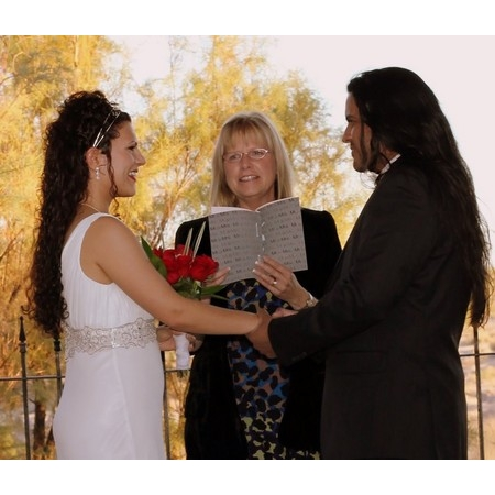 Hitching Hearts - Las Cruces NM Wedding Officiant / Clergy Photo 7