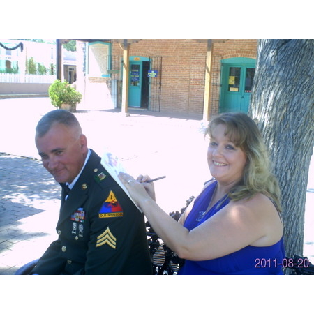 Hitching Hearts - Las Cruces NM Wedding Officiant / Clergy Photo 9