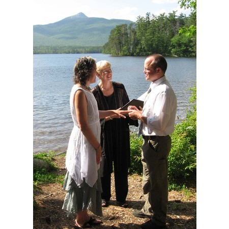 Jeanne Pounder - Justice of the Peace - Dover NH Wedding Officiant / Clergy Photo 10