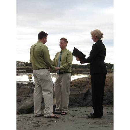Jeanne Pounder - Justice of the Peace - Dover NH Wedding Officiant / Clergy Photo 11