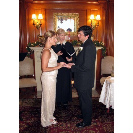 Jeanne Pounder - Justice of the Peace - Dover NH Wedding Officiant / Clergy Photo 12