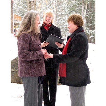 Jeanne Pounder - Justice of the Peace - Dover NH Wedding Officiant / Clergy Photo 13