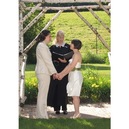 Jeanne Pounder - Justice of the Peace - Dover NH Wedding Officiant / Clergy Photo 24