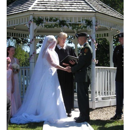 Jeanne Pounder - Justice of the Peace - Dover NH Wedding Officiant / Clergy Photo 6