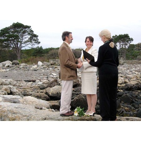 Jeanne Pounder - Justice of the Peace - Dover NH Wedding Officiant / Clergy Photo 7