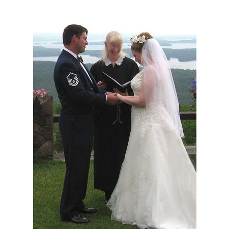 Jeanne Pounder - Justice of the Peace - Dover NH Wedding Officiant / Clergy Photo 9