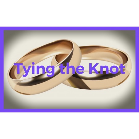 Tying the Knot - Ray City GA Wedding Officiant / Clergy Photo 1