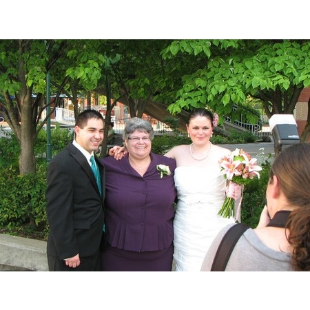 Tying the Knot - Ray City GA Wedding Officiant / Clergy Photo 10