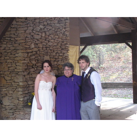 Tying the Knot - Ray City GA Wedding Officiant / Clergy Photo 14