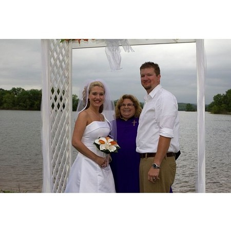 Tying the Knot - Ray City GA Wedding Officiant / Clergy Photo 5