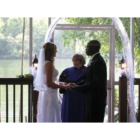 Tying the Knot - Ray City GA Wedding Officiant / Clergy Photo 7