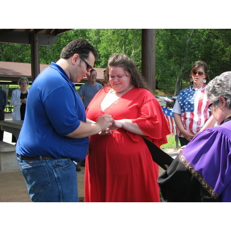 Tying the Knot - Ray City GA Wedding Officiant / Clergy Photo 9