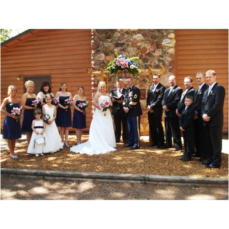 Awesome Wedding Events - Eau Claire WI Wedding Officiant / Clergy Photo 7