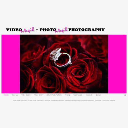 Photo Magik - Plymouth WI Wedding Photographer Photo 1