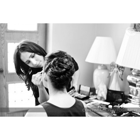 One Bridal Company - Saint Charles IL Wedding Hair / Makeup Stylist Photo 11