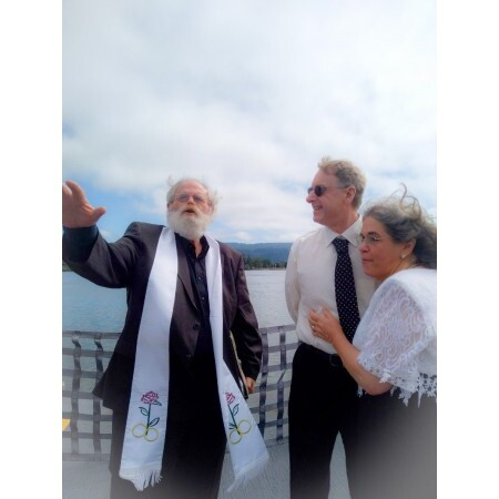 Wedding Ceremonies Your Way - Officiate/Minister - Portland OR Wedding Officiant / Clergy Photo 10