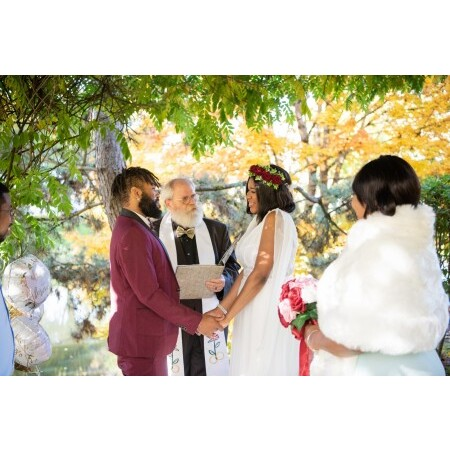 Wedding Ceremonies Your Way - Officiate/Minister - Portland OR Wedding Officiant / Clergy Photo 12
