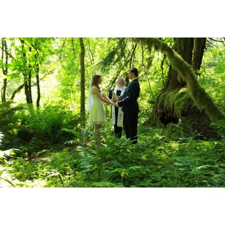 Wedding Ceremonies Your Way - Officiate/Minister - Portland OR Wedding Officiant / Clergy Photo 14